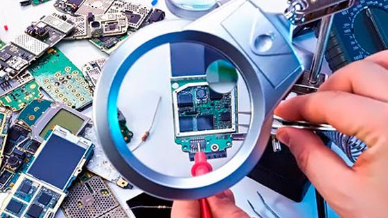Вакансия! Инженер сервиса по ремонту мобильных устройств