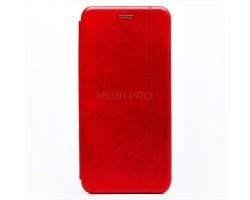 """Чехол-книжка - BC002 для """"Samsung SM-A715 Galaxy A71"""" (red) откр.вбок"""