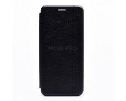 "Чехол-книжка - BC002 для ""Samsung SM-G985 Galaxy S20+"" (black) откр.вбок"