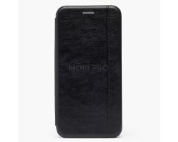 "Чехол-книжка - BC002 для ""Apple iPhone 12 mini"" (black) откр.вбок"