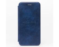 """Чехол-книжка - BC002 для """"Samsung SM-A525 Galaxy A52"""" (blue) откр.вбок"""