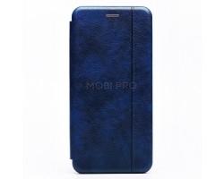"Чехол-книжка - BC002 для ""Samsung SM-A025 Galaxy A02s"" (blue) откр.вбок"