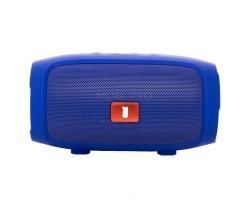 Портативная акустика - J008 (blue) bluetooth/USB/microSD