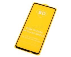 """Защитное стекло """"Полное покрытие"""" для Huawei P Smart Z/Y9s/Honor 9X/9X Premium Черное"""