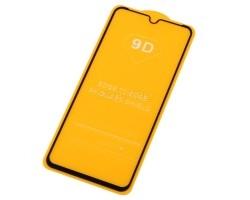 """Защитное стекло """"Полное покрытие"""" для Huawei Y8p/Honor 30i Черное"""