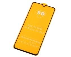 """Защитное стекло """"Полное покрытие"""" для Samsung A205/A305/A307/A505/M307 (A20/A30/A30s/A50/M30) Черное"""