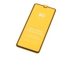 """Защитное стекло """"Полное покрытие"""" для Xiaomi Redmi 9A/9C Черное"""