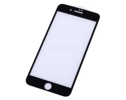 """Защитное стекло """"Оптима"""" для iPhone 7 Plus/8 Plus Черное (Закалённое, полное покрытие)"""