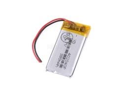 АКБ универсальная 402040p 3,7v Li-Pol 450 mAh (4*20*40 mm)