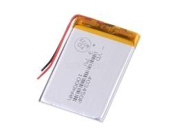 АКБ универсальная 403450p 3,7v Li-Pol 1000 mAh (4*34*50 mm)