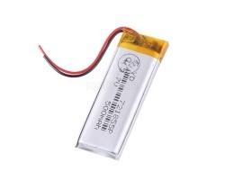 АКБ универсальная 721855p 3,7v Li-Pol 500 mAh (7.2*18*55 mm)