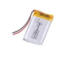АКБ универсальная 802540p 3,7v Li-Pol 650 mAh (8*25*40 mm)