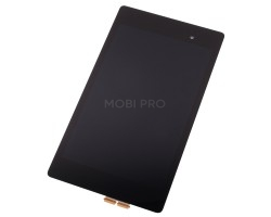 Дисплей для Asus Nexus 7 II (2013) в сборе с тачскрином Черный
