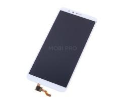 Дисплей для Huawei Honor 7X в сборе с тачскрином Белый