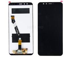Дисплей для Huawei Honor 9 Lite в сборе с тачскрином Черный - Премиум