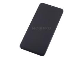 Дисплей для Samsung A505F (A50) модуль Черный - OR