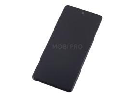 Дисплей для Samsung A515F (A51) модуль Черный - OR