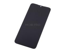 Дисплей для Xiaomi Redmi Note 8T в сборе с тачскрином Черный - Премиум