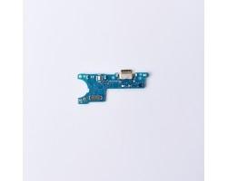 Шлейф для Samsung A115F/M115F (A11/M11) плата системный разъем/микрофон
