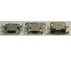 Разъем MicroUSB для Lenovo A850/A390/S5000/A516/A670/A690/A820/A830/P770/P780/S650/S660/S720/S820